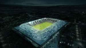 The design for Casement Park has been developed by architects Populous, who designed the Tottenham Hotspur, Emirates and Aviva stadia