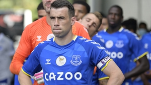 Seamus Coleman is sticking around with the Toffees