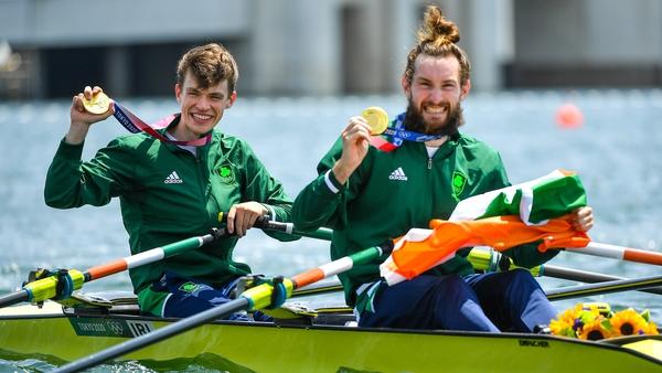 Fintan McCarthy agus Paul O'Donovan