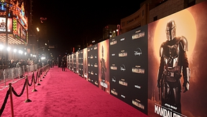 Rolling out the red carpet - Shamook's work on the climactic scene of The Mandalorian season two appeared to particularly impress Lucasfilm