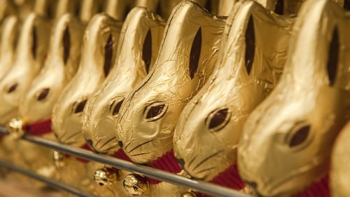 The Lindt product has been wrapped in gold foil since 1952
