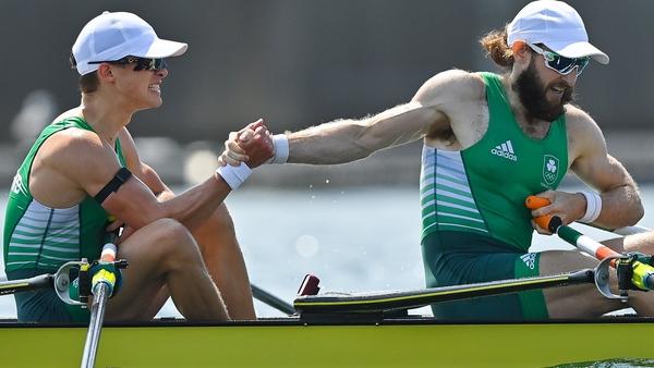 Paul O'Donovan and Fintan McCarthy