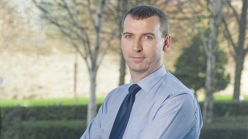 Gas Networks Ireland's Head of Regulatory Affairs, Brian Mullins