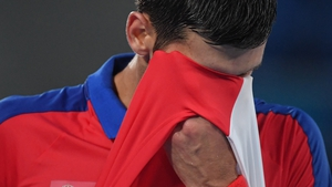 Third time Niko Djokovic has lost in the semi-finals at the Olympics