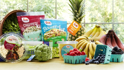 Dole plc was created from a merger between Total Produce and Dole Food Company