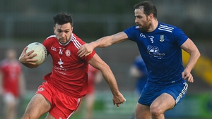 Tyrone and Monaghan last met in a fiery Allianz League encounter in May