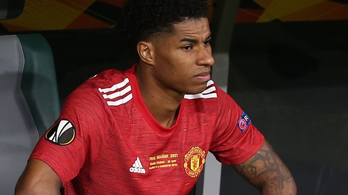 Marcus Rashford is expected to be sidelined until October