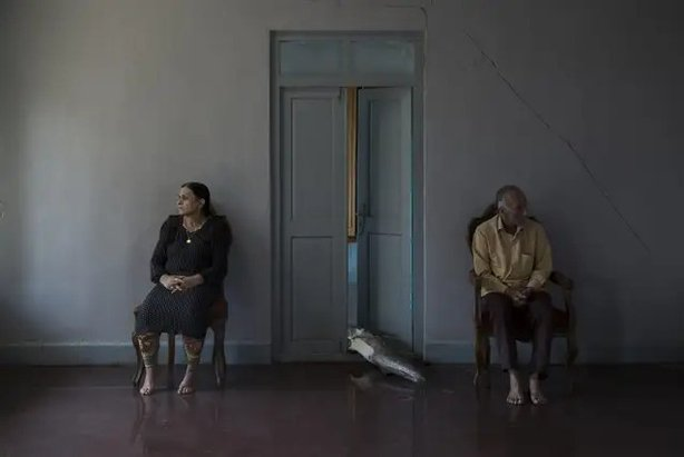 (Morteza Niknahad/Wellcome Photography Prize/PA)