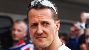 Michael Schumacher (pictured in April 2012 in Hockenheim, Germany) - New Netflix documentary is supported by his family