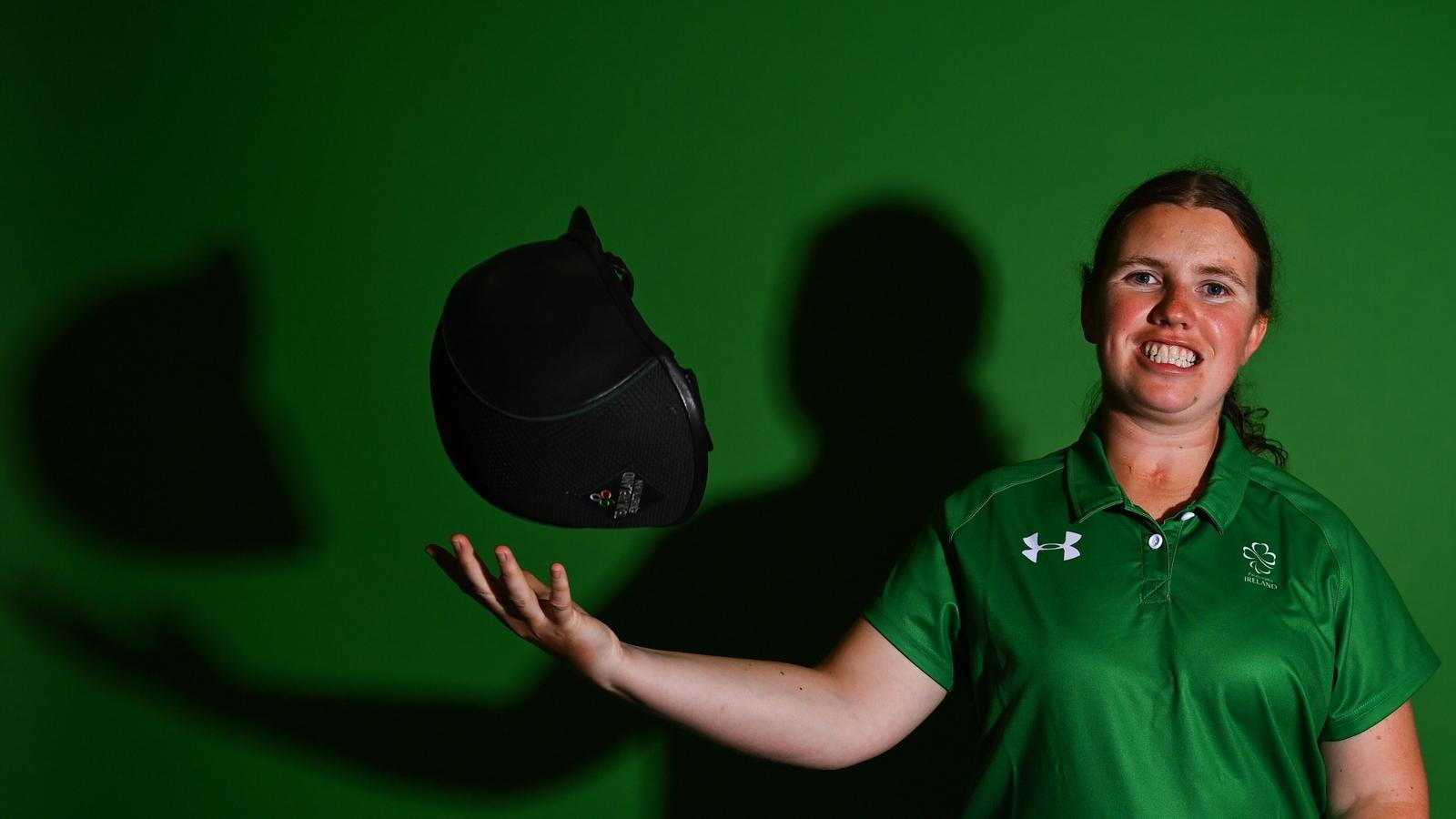 Four athletes named on Ireland's Para Equestrian team