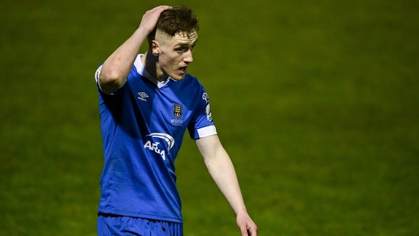 John Martin put Waterford in front, directing Shane Griffin's free-kick to the net