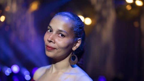 The sublime Rhiannon Giddens appears on The Heart of Saturday Night on RTÉ One. Photo: Rich Gilligan