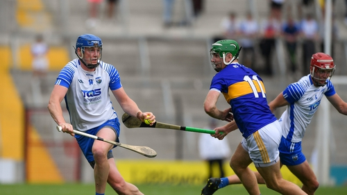 Austin Gleeson was one of the Waterford goal scorers