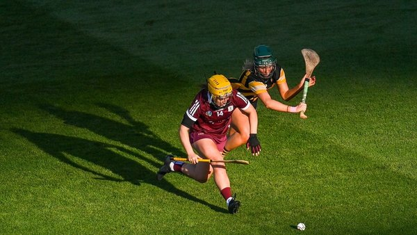 Siobhán McGrath scored a crucial goal for Galway