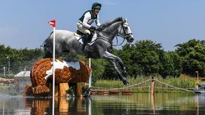 Austin O'Connor of Ireland riding Colorado Blue