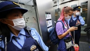 Krystsina Tsimanouskaya sought the protection of police at Tokyo's Haneda Airport so she would not have to board the flight