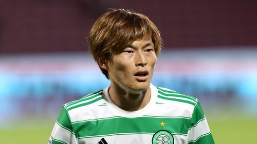 Furuhashi has scored seven goals since his arrival at Parkhead