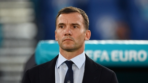 Andriy Shevchenko has stepped down after five years in charge of Ukraine