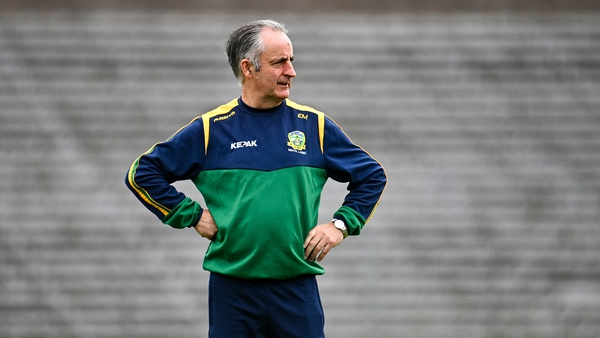 Meath boss Eamonn Murray has been delighted with his side's rapid progress