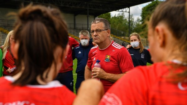 Ephie Fitzgerald's Cork side face a semi-final with Meath