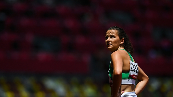 Phil Healy believes she made the right decision to run three events at the recent Olympics in Tokyo