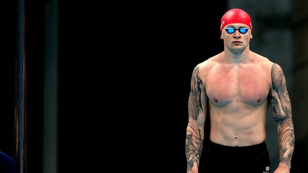 Adam Peaty pointed out that the next three years leading into Paris 2024 will be a 'war of attrition'