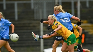Rowe kicked two goals for Dublin