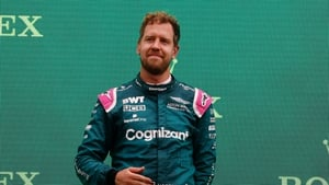 Sebastian Vettel lost out after officials were unable to take a fuel sample from his car