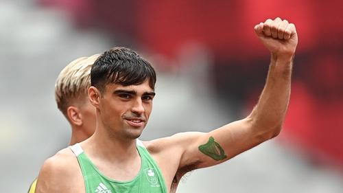 Andrew Coscoran will compete in the 1500m semi-finals