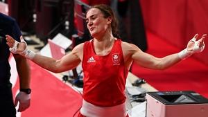 Tokyo 2020: Kellie Harrington secures bronze medal