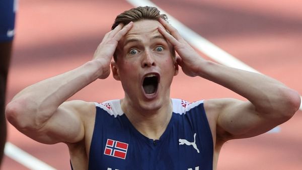 Warholm has broken the world record twice in two months