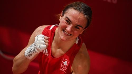 Harrington will fight to reach an Olympic final on Thursday