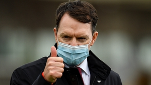 Aidan O'Brien is Luxembourg's trainer