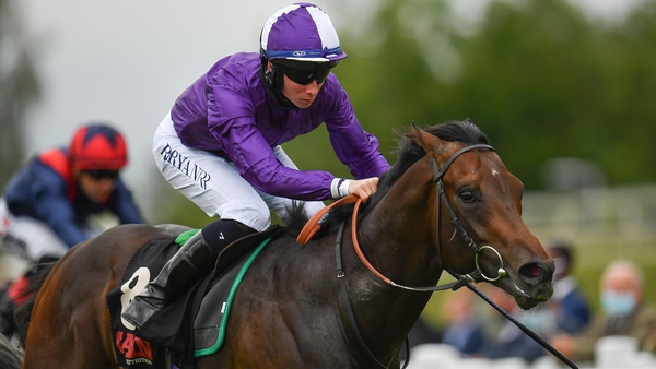 Rossa Ryan rode Go Bears Go to victory in the Railway Stakes last month