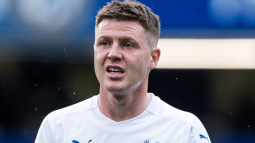 James McCarthy has signed a four-year deal with Celtic