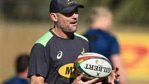 Jacques Nienaber has hit back at his team's critics