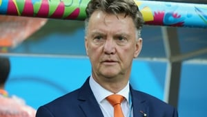 Louis van Gaal led the Netherlands to the World Cup semi-final in 2014
