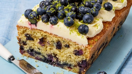 A slice of this with a cup of tea is the dream.
