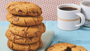 These cookies are incredibly moreish.
