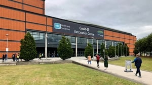 One of the regional vaccination centres will be located at Belfast's SSE Arena