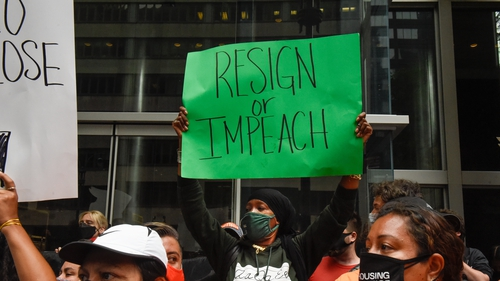 There have been several calls for Andrew Cuomo to resign