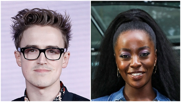 Tom Fletcher and AJ Odudu are confirmed for Strictly 2021