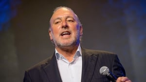 Brian Houston has rejected allegations of a cover-up
