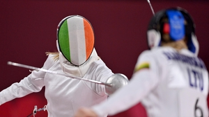 Natalya Coyle will be in action again in the Modern Pentathlon on Day 14 after an impressive showing today