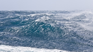 The study analysed the sea-surface temperature and salinity patterns of the Atlantic Ocean