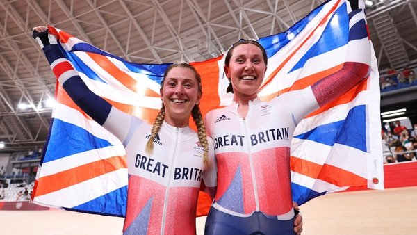 Britain won 65 medals at the Olympics