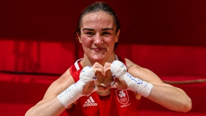 Kellie Harrington will box for gold in the Women's 60kg Lightweight final