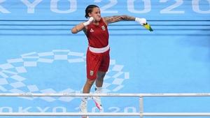 Beatriz Ferreira of Brazil