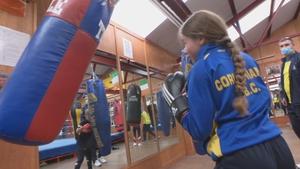 Kellie Harrington's success is inspiring a new generation of female boxers
