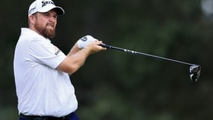 Shane Lowry shot a 67, his best of the week